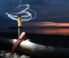 Bear Leuku knife for autumn outdoor activities. #knife #outdoor #puukko http://ow.ly/oNpRr