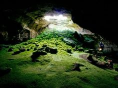 Caves of the world