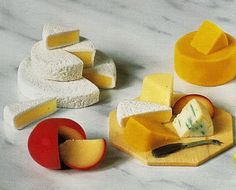 Tutoriales modelado de quesos