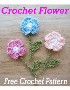 Sweet FREE crochet f