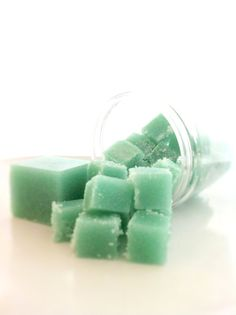 Sugar Scrub Cubes  Sea Breeze by SymbolicImports on Etsy, $10.00 #etsysns #handmadebot #boebot #couponcode