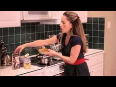 Isabel de los Rios, found of BeyondDiet.com, shows you how to bake delicious, healthy, gluten-free brownies!