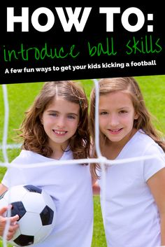 How to Introduce Ball Skills - Chasing the Donkey on Multicultural Kid Blogs - part of the World Cup for Kids project