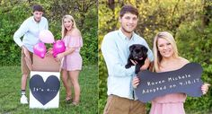 Couple Does the Sweetest Photoshoot to Announce the Arrival of The Puppy They Adopted http://www.lifewithdogs.tv/2017/04/couple-does-the-sweetest-photoshoot-to-announce-the-arrival-of-the-puppy-they-adopted/?utm_campaign=crowdfire&utm_content=crowdfire&utm_medium=social&utm_source=pinterest