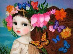 girofla art | vers l abstraction pure mondes symboliques habites de personnages ...