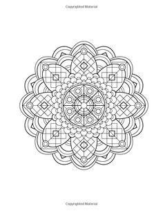 Mandala Design Coloring Book: Volume 1: Jenean Morrison: 9780615913650: Amazon.com: Books by Elaine57