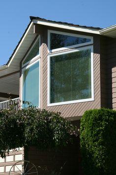 Centra Rake Windows Garage Doors, Windows, Outdoor Decor, Design, Home Decor, Decoration Home, Room Decor, Home Interior Design, Ramen
