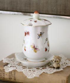 vintage jelly jar Lenwile Ardalt by TheGinghamOwl on Etsy, $22.00