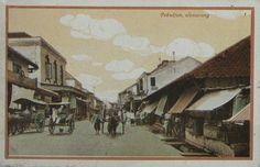 De Pekodjan Semarang circa 1920. Dutch East Indies, Semarang, Rotterdam, Cities, Museum, History, People, Painting, Art