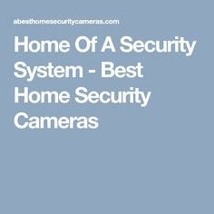 Wireless Home Safety and security Cameras Best Home Security Camera, Best Home Security System, Wireless Security, Hidden Camera, Good Things