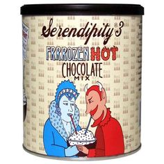 Serendipity 3 Frrrozen Hot Chocolate Mix - 18 oz Canister