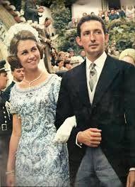 Princess Sophia and Prince Michael of Greece