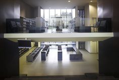 Gallery of Sant Antoni - Joan Oliver Library / RCR Arquitectes - 4