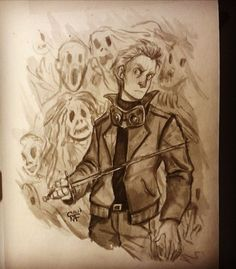 Kipps Lockwood And Co, Fantasy Pictures, Fictional World, Howls Moving Castle, Ghost Hunting, Necromancer, Best Series, Movies Showing, Drawing Reference