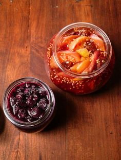 How To Make Preserves: Jam, Jelly, Compote, Salsa And More : Food Network