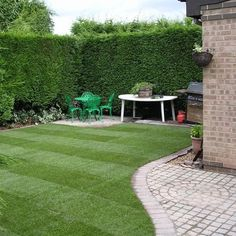 Small Lawn like these makes your surrounding green, fresh & serene.