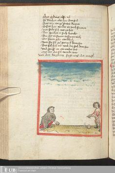 212 [101v] - Ms. germ. qu. 6 - Der Renner - Page - Mittelalterliche Handschriften - Digitale Sammlungen Schwaben, [1446; um 1450]