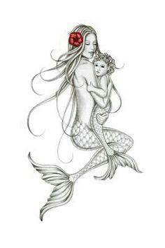Mermaid Love.
