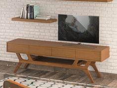 Meuble TV. Mod. TWIGGY Twiggy, Decoration, Storage, Design, Furniture, Home Decor, Tv Storage, Decor, Purse Storage