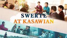 "Tagalog Dubbed Full Movie | ""Swerte at Kasawian"" Christian Gospel Movie Christian Films, Christian Videos, Padre Celestial, Seeking God, Tagalog, Worship Songs, Family Movies, Religion, Amazing Grace"