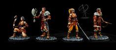 Dressing For Success - Kingdom Death Armor Sets