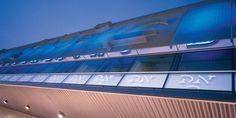 Architectonisch ontwerp bedrijfsgebouw i.o.v. Thomasson Dura (BDG, gerealiseerd 1999)