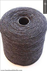 Shetland Lambswool 0190 Charcoal