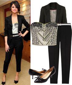 Selena Gomez #style #love her