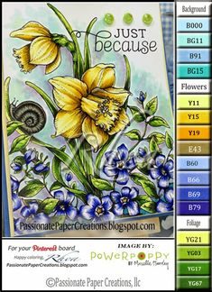 Power Poppy Stamps has a NEW  release today , it's a digital stamp set , and it's available in the Power Poppy Shop  right now!   ...