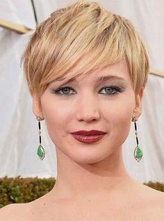 Enchanting Short Straight Blonde Full Lace Human Hair Wig
