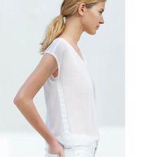 Spitze ist zu feminin für die Garconne? Dann gibts halt Mesh-Optik fürs Sommeroutfit. Cool und elegant zugleich.