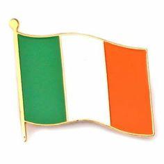 Ireland Flag Pin . $3.95