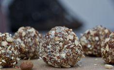 Energy balls abricots-amande
