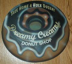 Dreamy Creamy Donut Shop