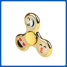 ecubee led light edc hand spinner finger spinner fidget