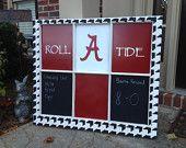 Items similar to Alabama Roll Tide Window Pane on Etsy