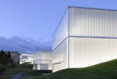 Arquitectura Museu Steve Holl Nelson-Atkins Arte Renovacao Ampliacao