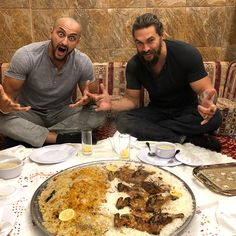 Feast like a beast: Jason Momoa puts on weight due to 'amazing' Saudi food | Arab News