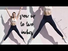 How Does Yoga Help You Grow Taller. VIDEO :stretches to grow inches taller- 3 minute stretching routine to grow taller i recommend doing this routine twice a day (when you wake up and before you go . Basic Yoga Poses, Yoga Poses For Beginners, Yoga Tips, Posture Correction Exercises, Posture Stretches, Get Taller, How To Grow Taller, Stretches To Grow Taller, Workouts For Teens