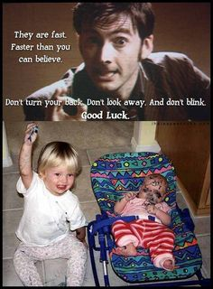 hahahahahahaha! Anyone who has/works with kids knows how true this is!