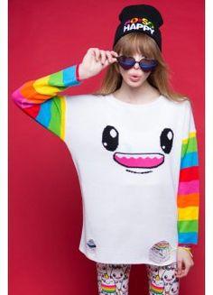 x Iron Fist Lucky Sweater