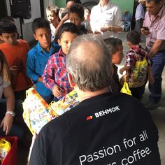 """We really do have a """"passion for all things coffee."""" And that passion comes out in the work we do with our #BehmorInspired program. Learn more about why and how Behmor got started and why the work Joe does in Guatemala is so important to him in a recent @sandiegouniontribune article."""