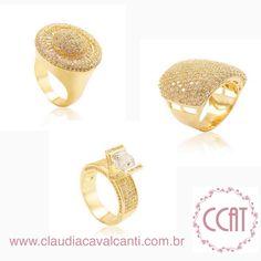 Novidades na loja. www.claudiacavalcanti.com.br