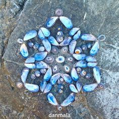 An activity for classrooms near beaches. Creating mandalas from shells and other materials found on the ground helps develop numeracy and patterning skills. It is also a lovely piece of eco-artwork.