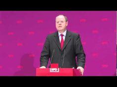 Heute auf der Stratseite von SPD-Zeitz.de: Steinbrück präsentiert Regierungsprogramm (Video). In Kürze: 5 Schwerpunkte künftiger Regierungsziele.
