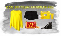 #Isola #Marras : The #sun in a #sweater MOSCHINO - the official page #bag now on www.robyzlfashionblog.com #moschino