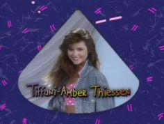 Tiffani (AMBER!) Thiessen