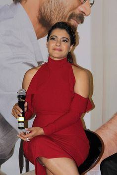 Bollywood Star Actress Kajol Hot Images In Red Outfits Mode Bollywood, Indian Bollywood Actress, Beautiful Bollywood Actress, Most Beautiful Indian Actress, Bollywood Stars, Bollywood Fashion, Indian Actresses, Bollywood News, Beautiful Evening Gowns