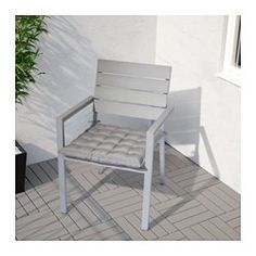 Superieur FALSTER Armchair IKEA Can Be Stacked, Which Helps You Save Space.  Polystyrene Slats Are Weather Resistant And Easy To Care For.