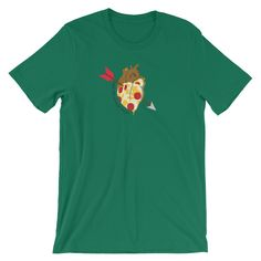 For the Love of Pizza Tee
